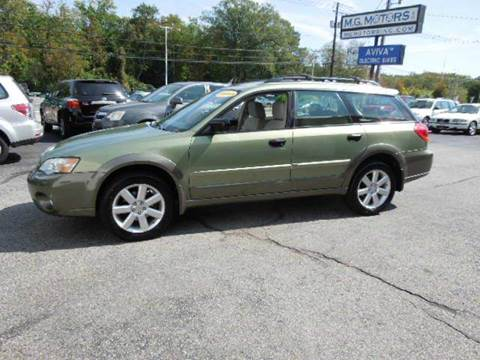 2007 Subaru Outback for sale in Johnston, RI