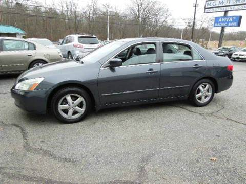 2005 Honda Accord for sale in Johnston, RI