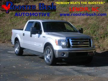 used ford trucks for sale in lenoir nc. Black Bedroom Furniture Sets. Home Design Ideas