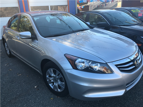 2011 Honda Accord for sale in Boston, MA