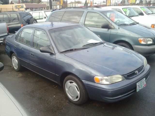 Used 1999 toyota corolla for sale for Kenny motors morris il