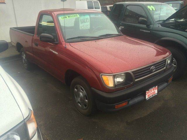 1996 toyota tacoma for sale in kentucky. Black Bedroom Furniture Sets. Home Design Ideas