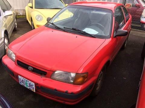 1995 Toyota Tercel for sale in Portland, OR