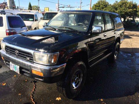 1995 Toyota 4Runner for sale in Portland, OR