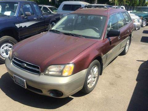 2001 Subaru Outback for sale in Portland, OR