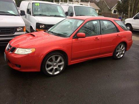2005 Saab 9-2X for sale in Portland, OR