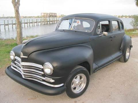 1947 Plymouth Deluxe for sale in Ormond Beach, FL