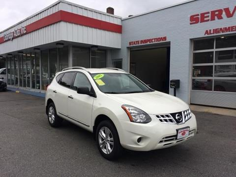 2015 Nissan Rogue Select for sale in Uxbridge, MA