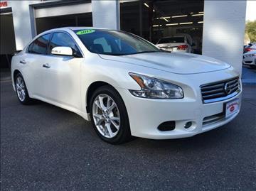 2013 Nissan Maxima for sale in Uxbridge, MA