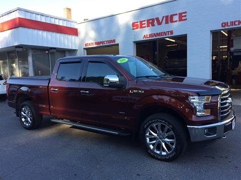 2016 Ford F-150 for sale in Uxbridge, MA