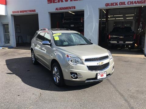 2014 Chevrolet Equinox for sale in Uxbridge, MA