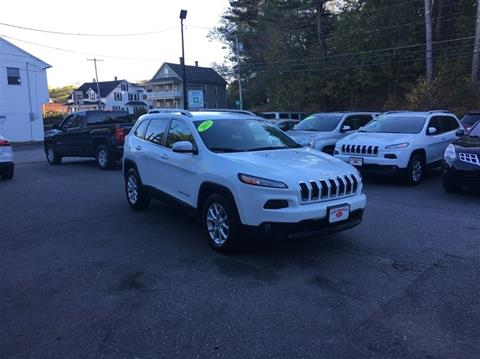 2015 Jeep Cherokee for sale in Uxbridge, MA
