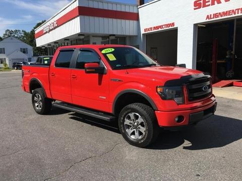 2014 Ford F-150 for sale in Uxbridge, MA