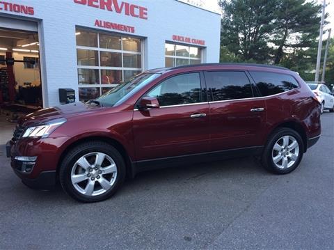 2017 Chevrolet Traverse for sale in Uxbridge, MA