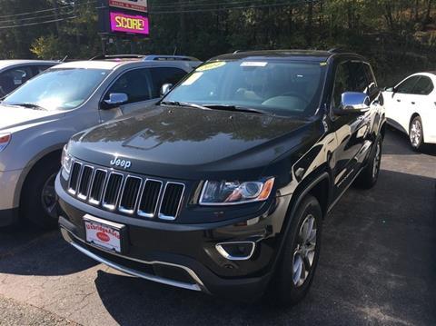 2014 Jeep Grand Cherokee for sale in Uxbridge, MA