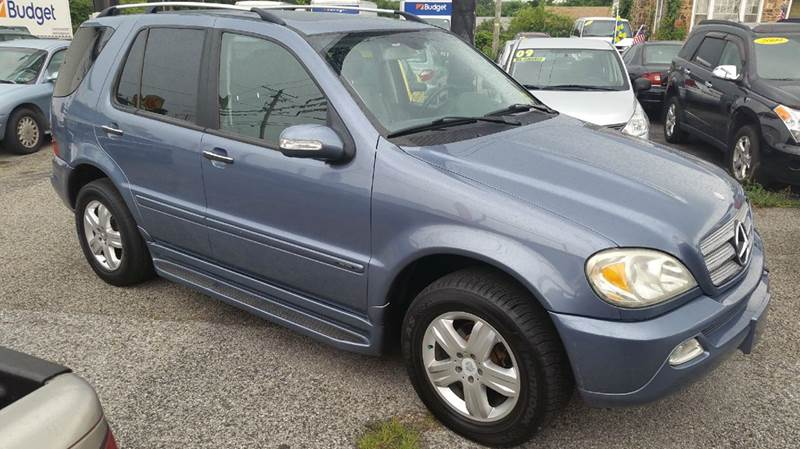 2005 mercedes benz m class awd ml350 4matic 4dr suv in new for 2005 mercedes benz ml350 review