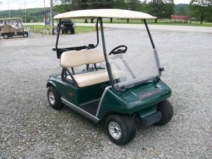 2008 Club Car DS Golf Cat FALL SPECIAL
