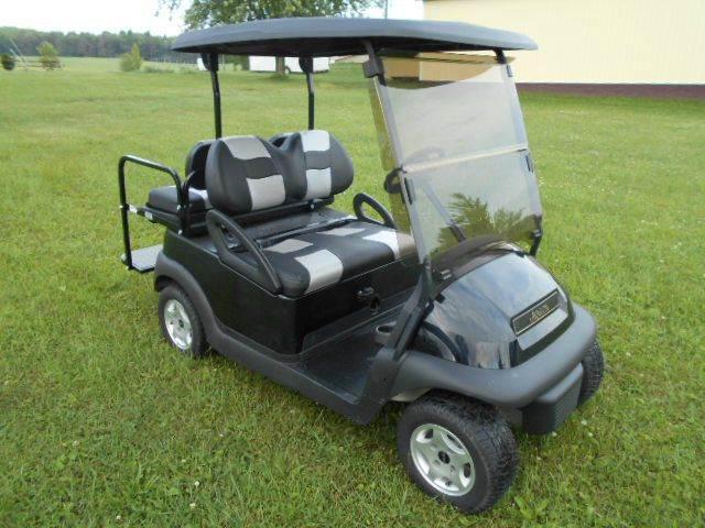 2011 Club Car 48 Volt Precedent Golf Cart
