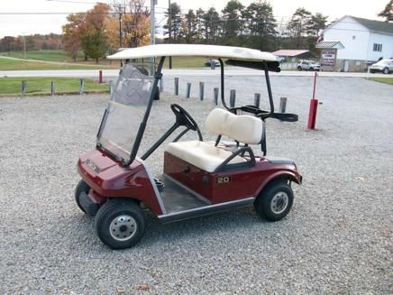 2003 Cub Car DS Gas Golf Cart Truck Load Sale!