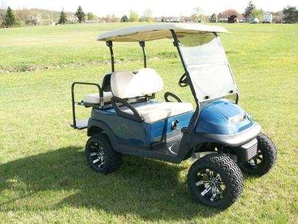 2008 Custom Lifted Golf Carts Wholesale Priced Golf Cart!  - Acme PA