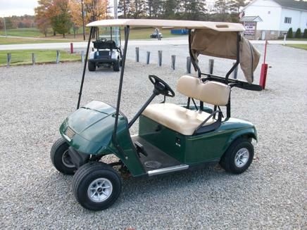 2005 EZ-GO TXT GAS GOLF CART Truck Load Sale! - Acme, PA