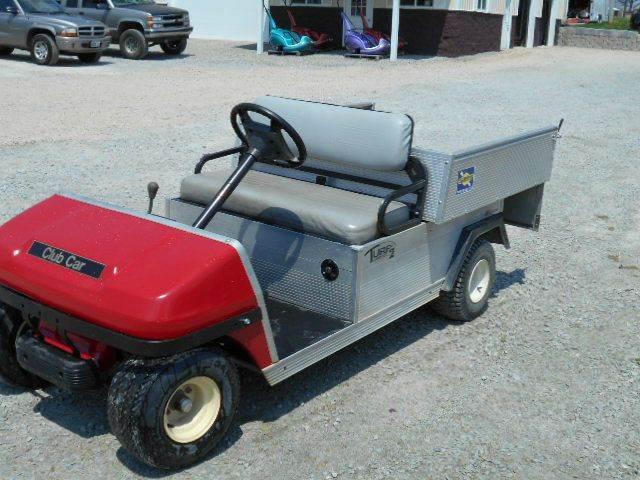 2008 Club Car Utility Golf Cart