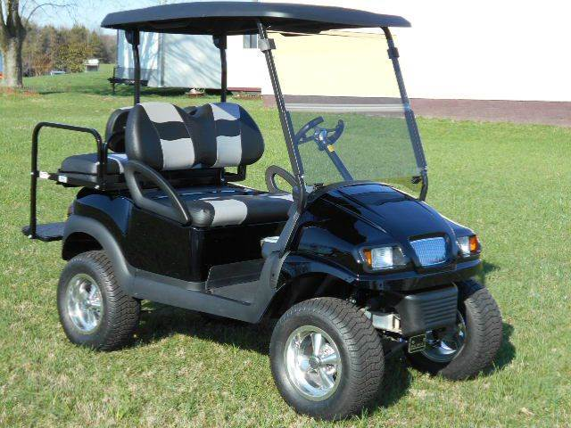 2006 Club Car Custom Golf Cart Phantom Body