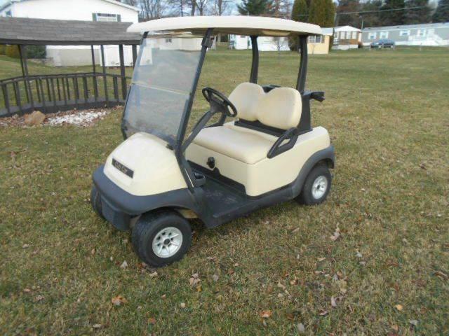 """2008 Club Car Golf Cart Precedent """"GAS"""""""