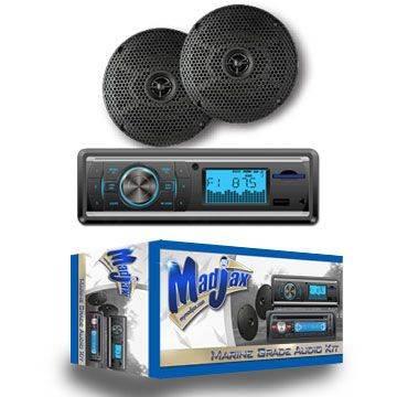 2015 Millenia AM FM Stereo Marine Grade Stereo System