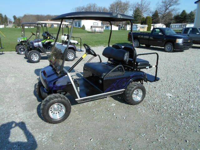 2006 Club Car DS Lifted Golf Cart
