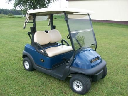 2010 Club Car Precedent Golf Cart End of Season Clearance! - Acme, PA