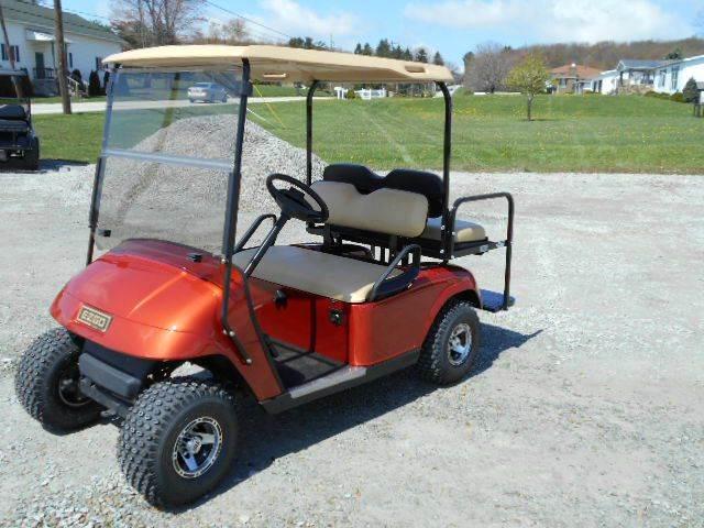 2007 EZ-GO 4 Passenger Custom Golf Cart