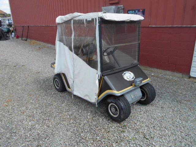 1979 EZ-GO 36 Volt  4 Seater Golf Cart