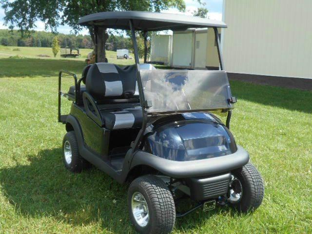 2008 Club Car Precedent Lifted Golf Cart
