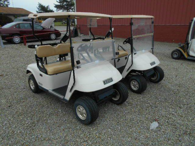 2010 EZ-GO Golf Cart TXT with 13.5 HP Gas Engine