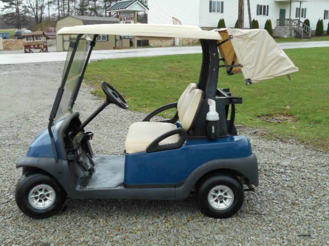 2006 Club Car Precedent 48 Volt Golf Cart