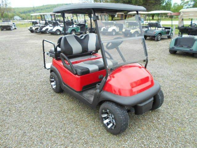 2006 Club Car 4 Passenger Golf Cart