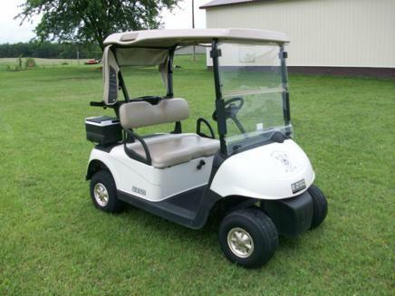 2010 EZ-GO RXV Gas Golf Cart - Acme, PA