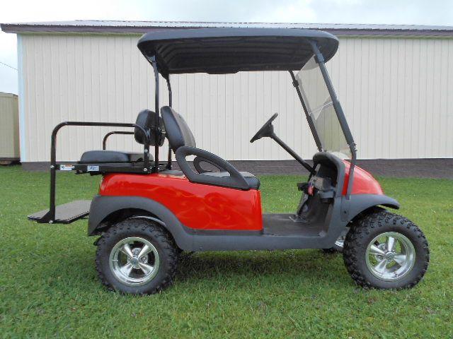 2010 Club Car Lifted Golf Cart 48 Volt, 4 Seater