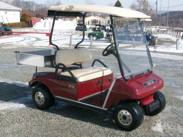 2003 Club Car With Aluminum Bed Utility Golf Cart