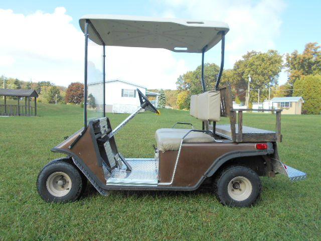 1979 EZ-GO Gas Golf Cart 4 seater