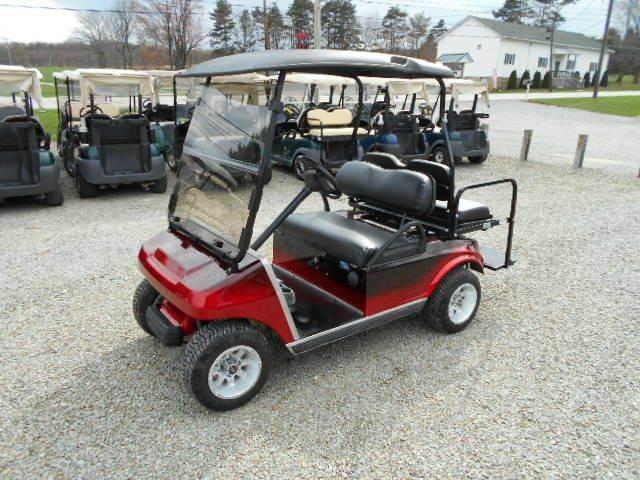 2004 Club Car 4 Passenger DS Gas Golf Cart