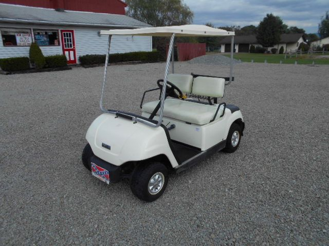 2001 Yamaha Gas Golf Cart