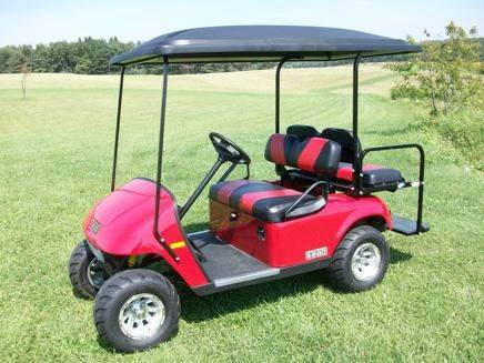 2013 EZ-GO Gas Golf Cart NEW, Valor, 4 Passenger  - Acme PA