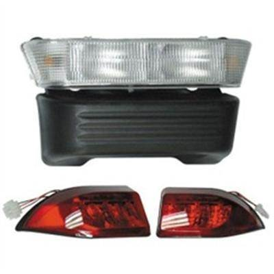 2012 Club Car Light Kit Headlamps and Tail-lamps