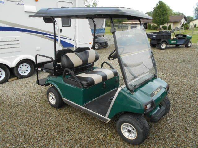 2003 Club Car 4 Passenger Gas Golf Cart