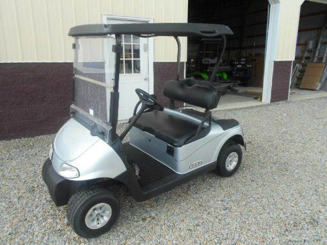 2009 EZ-GO RXV Golf Cart 48 Volt