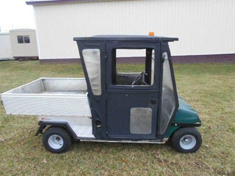 2008 Club Car Utility Truck Carryall Utility Golf Cart