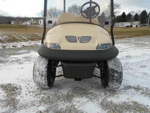 2008 Club Car Golf Cart Precedent with Gas Engine