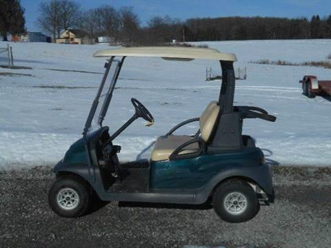 2012 Club Car Golf Cart 4 Passenger Precedent